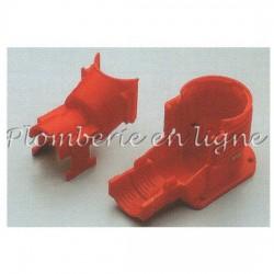 Boitier plastique divisible