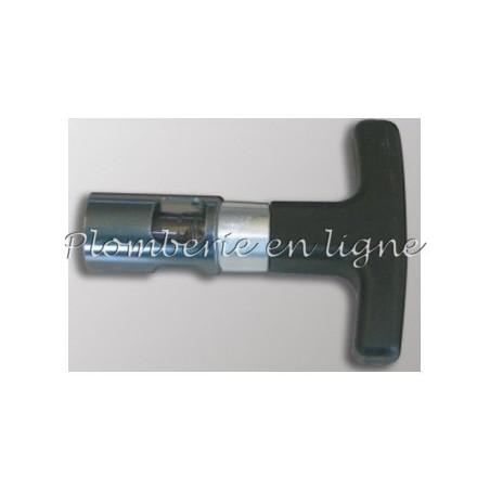 Calibreur/alésoir à poignée fixe